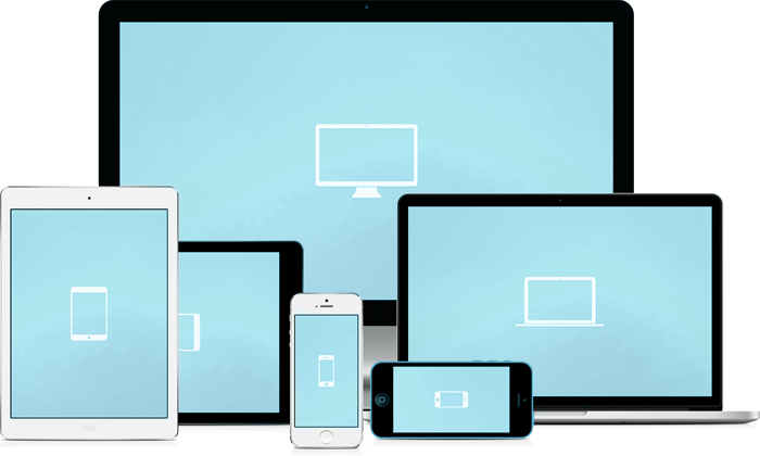 Responsive Website Conversion