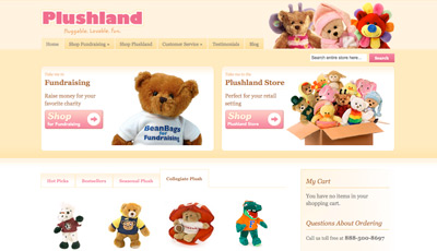 Plushland